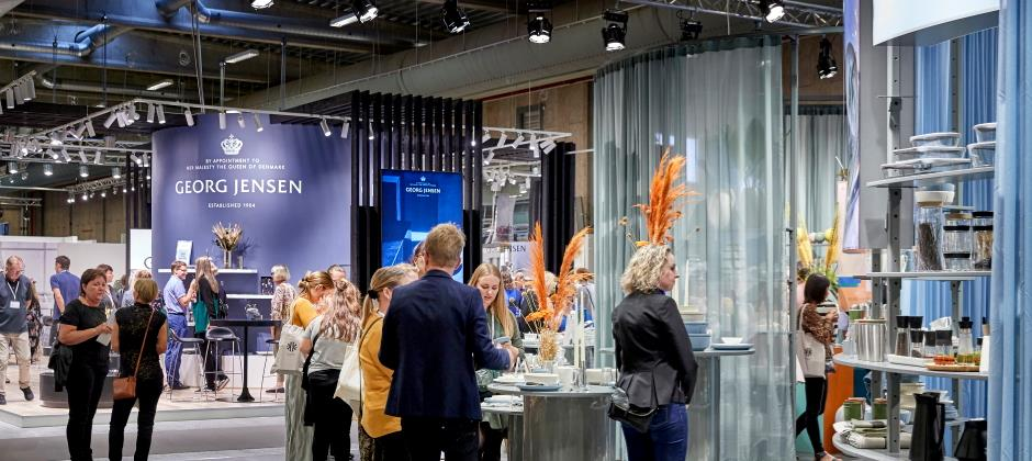 Many big interior design giants were present when Formland Autumn 2019 took place from 15-18 August. Photo: MCH/Tony Brøchner.