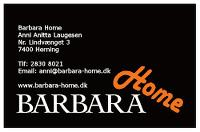 Barbara Home logo